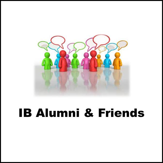 IB Alumni and Friends