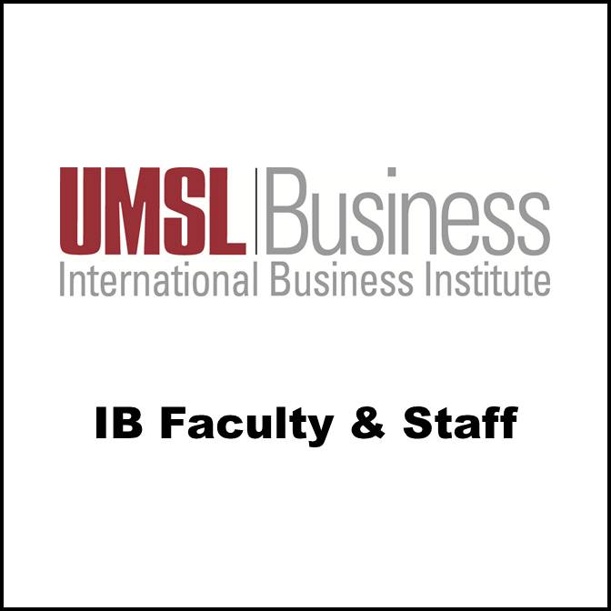 IB Faculty and Staff