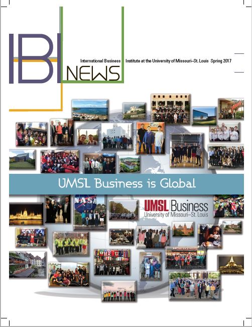 2016 IB Newsletter Cover