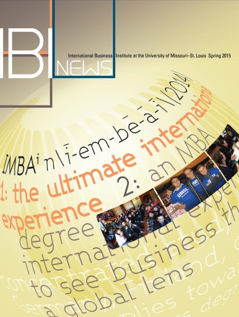 2015 IB Newsletter Cover