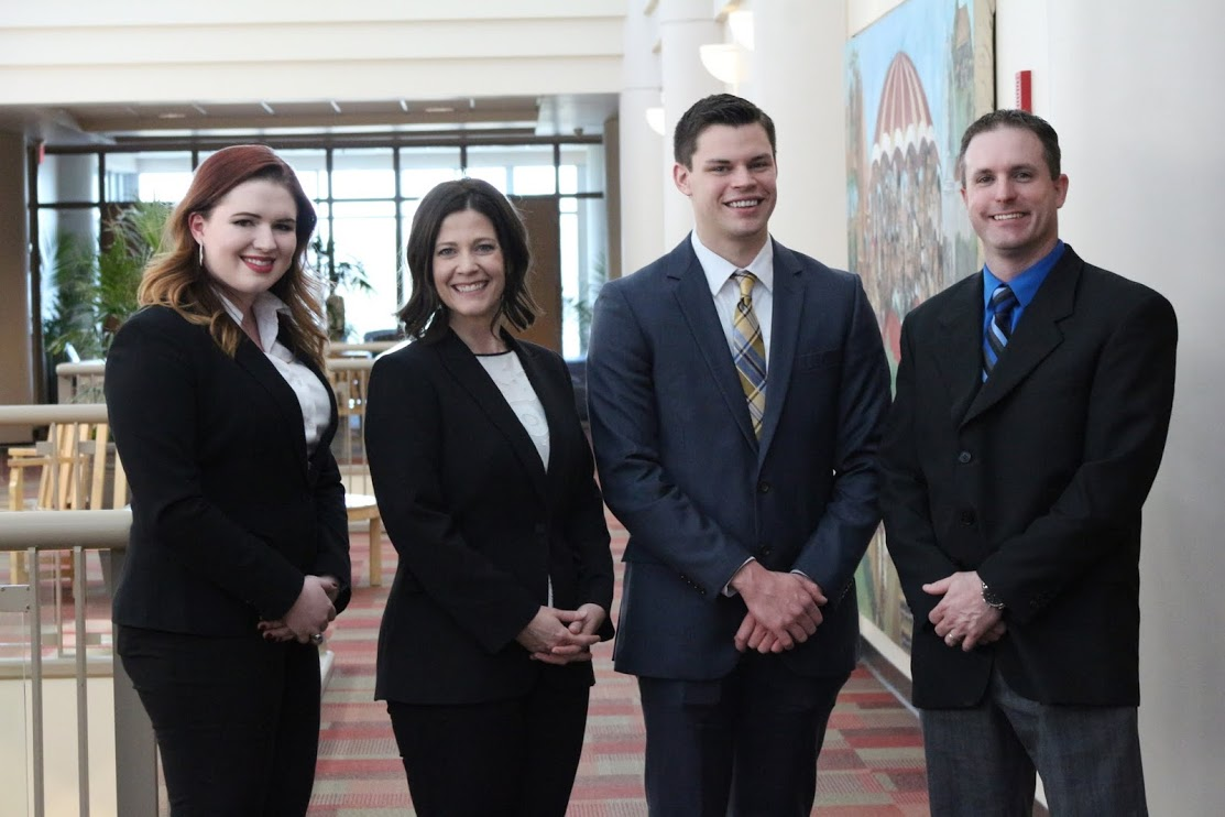 UMSL - CUIBE IB Case Competition